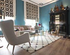 Espacio diseñado por Javier Castilla en Casa Decor Madrid 2013. Mención Especial del Jurado