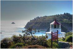 Trinidad Lighthouse....
