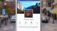 Facebook explora con perfiles interactivos