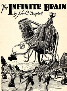 Infinite Brain - John C. Campbell