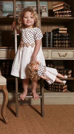 robe Priscilla par Amy Dolly