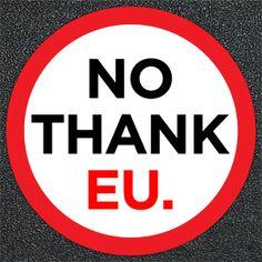 NO to the EU - Google Search