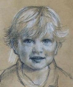 Amsterdam, leer tekenen, leren, tekenacademie, tekenen, tekening, tekenles, tekenlessen, portret, portret in opdracht, portrettekening, kind