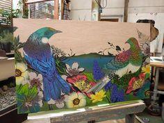 flox Stencil Art, Stencils, Street Signs, Street Art, Reverse Graffiti, New Zealand Art, Nz Art, Anamorphic, Kiwiana