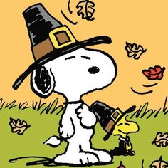 A Charlie Brown Thanksgiving!!