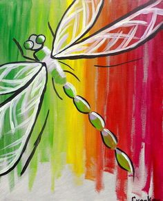Feb 21st - Lets paint this beautiful Dragonfly together at Gibby's! We'll enjoy their wonderful food and drink menu while we unleash our inner artists!  Save your easel here: http://ift.tt/2fPcZWu  #knoxpaints #knoxrocks #letsgetartsy