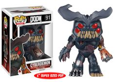 "Pop! Games: Doom - 6"" Cyberdemon"