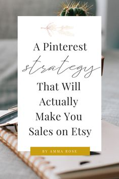 Full-time business owner sharing tips and tricks on how to start, manage, and grow a successful and profitable Etsy business.