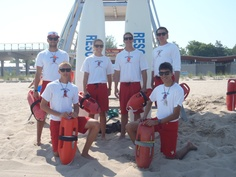 c2399c0f6fb7 Outftting and supporting the lifeguards every year in Grand Bend is a great  way for us to advertise Archies and show our community support!