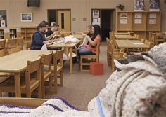 Some compassionate high school students learn to help the homeless