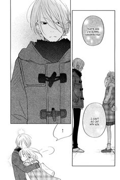 Tonari no Kaibutsu-kun 44 Page 33...I am team haru x mitty but this is heart breaking....Yamaken is the most lovable love rival in all I've read T_T