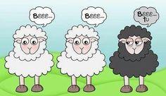 La oveja negra de la familia.