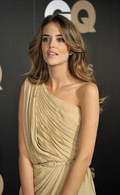 "Clara Alonso Spanish model Clara Alonso attends ""GQ Magazine Awards 2010"" at Palace Hotel on November 22, 2010 in Madrid, Spain."