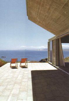 Finn Wilkie — Cecilia Puga, Casa Bahia Azul, Bahia Azul, 2002...