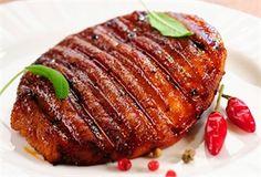Kotlety z szynki / Pork chops  www.winiary.pl