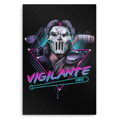 """""""Rad Vigilante"""" by Vincent Trinidad Inspired by Casey Jones from Teenage Mutant Ninja Turtles Casey Jones, Tmnt, Day Of The Shirt, Thing 1, Cartoon Crossovers, War Machine, Teenage Mutant Ninja Turtles, Character Concept, Cool Outfits"""