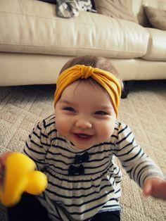 123 ChaChaCha: Turban Headband DIY
