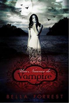 Couverture Une nuance de vampire, tome 1