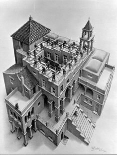 Recursion – The Art and Ideas Behind M. C. Escher's Drawings