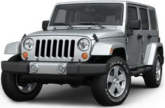 2011 Jeep Wrangler Unlimited $25545