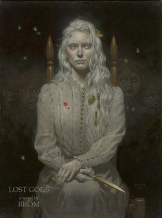 ghosts - Brom Art