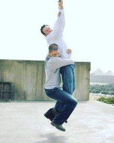 James and Michael