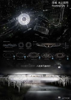 Winners of the Links Bridging Rivers Competition is part of Organic Landscape architecture Ponds - Archinect image gallery A As Architecture, Architecture Portfolio, Architecture Drawings, Architecture Graphics, Presentation Board Design, Architecture Presentation Board, Project Presentation, Planer Layout, Layout Design