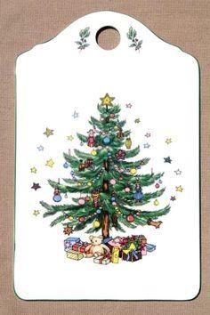 Nikko Christmastime Cheese Board