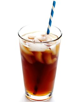 This tasty twist on iced coffee takes just two minutes to make, and the coconut water acts as a natural sweetener (no added sugar necessary) that adds potassium and keeps you hydrated. Get the recipe at Gimme Some Oven.   - Delish.com