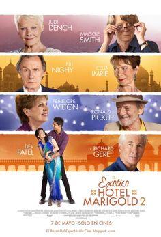 El Exótico Hotel Marigold 2 - Fox / 7 de mayo