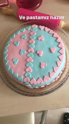Cinsiyet belirleme pastası