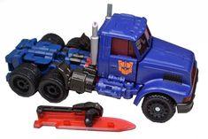 #transformer transformers generations 2012 - combat hero optimus prime - loose - 100% complete