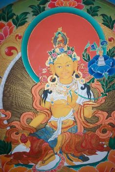 Yeshe tsogyal the great yogini and mystic writer the rainbow body mamaki the consort of ratnasambhava whose name means mine maker she sees fandeluxe Image collections