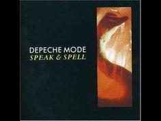 """Depeche Mode, """"Dreaming of Me"""" 1981, from the Speak & Spell LP."""