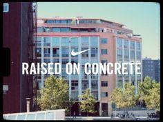 SOCCER.COM X NIKE - RAISED ON CONCRETE - null Concrete, Commercial, Multi Story Building, Soccer, Nike, Hs Football, Futbol, European Soccer, Soccer Ball