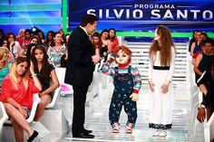 Silvio Santos, Chucky e a Garota Fantasma.