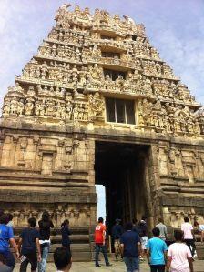 The Belur Temple