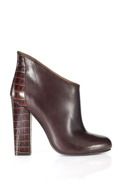 @sigersonshoes TABOR is business up front and croc-embossed in back. on @Moda Operandi