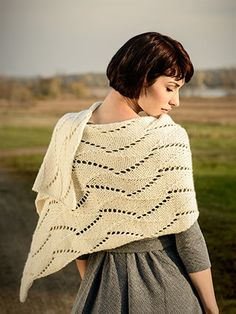 Cane Bay Wrap - NEW – Blue Sky Alpacas - probably going to be the first pattern I spend money on. Gorgeous!