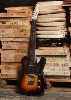 Fender Telecaster 2-tone Sunburst