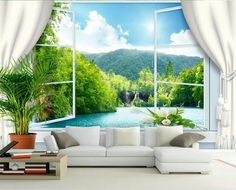 Painting Supplies & Wall Treatments 3d Photo Wallpaper Tower Bridge Bedroom Living Room Sofa Tv Background Wall Mural Wall Paper Bracing Up The Whole System And Strengthening It Wallpapers