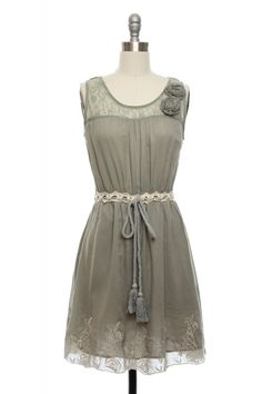 Stylish in Spearmint Dress | Vintage, Retro, Indie Style Dresses