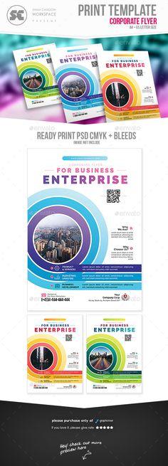 #Multipurpose #Business #Flyer - Corporate Flyers