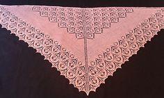 Ravelry: Sofia Shawl pattern by Lyubov Shalnaya