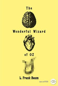 The Wonderful Wizard of Oz | 25 Beautifully Redesigned Classic Book Covers