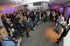 Spätschicht September 2011, networking event in Berlin