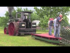 The Oklahoma Steam Threshers Association