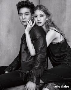 [marie claire korea] Jota - Jinkyung