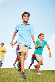 10 Tips to Get Your Kids Moving (Exercise has multiple physical and mental benefits for our kids!)