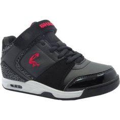 Shaq Boys Print Athletic Shoe, Infant Boy's, Size: 5, Black